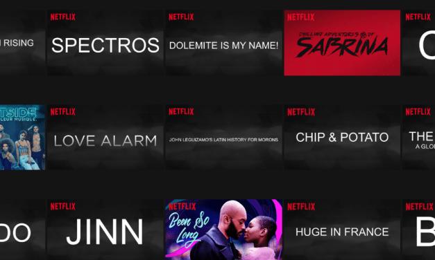 Astuce catalogue : voir les futurs films et séries Netflix en préparation