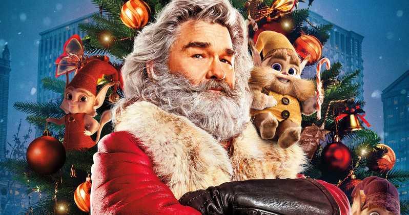 The Christmas Chronicles Kurt Russell noel En novembre, la hotte de Netflix se remplira de 4 nouveaux films de Noel