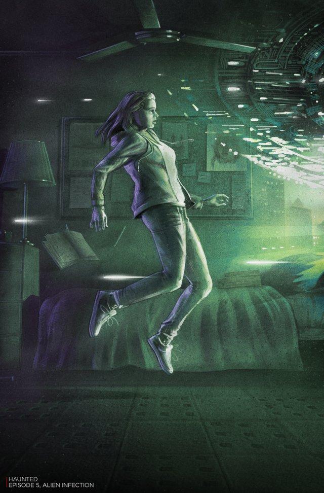 infection extraterrestre haunted netflix Lirréel : incroyables témoignages hante déjà vos nuits sur Netflix