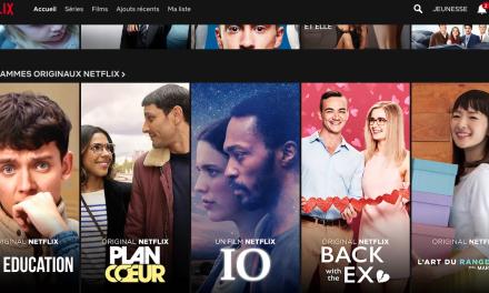 Comment supprimer un programme de son historique Netflix ?