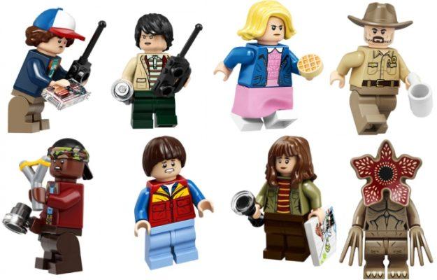 LEGO Stranger Things Lego étend son univers à celui de Stranger Things dans une collab renversante ! (Netflix)