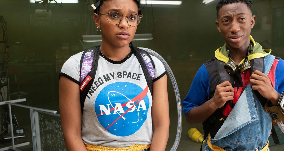 See you yesterday : le film mérite t-il le voyage ? (Netflix)