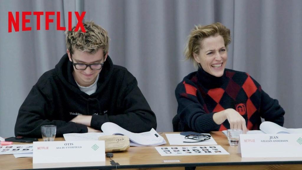 Les acteurs découvrent le scénario de la saison 2 | Netflix