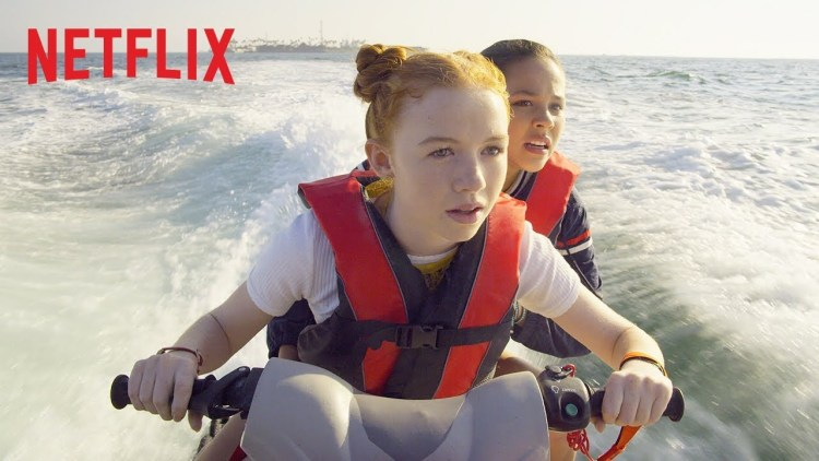 Malibu Rescue: The Series 🏊♀️ Season 1 Trailer | Netflix