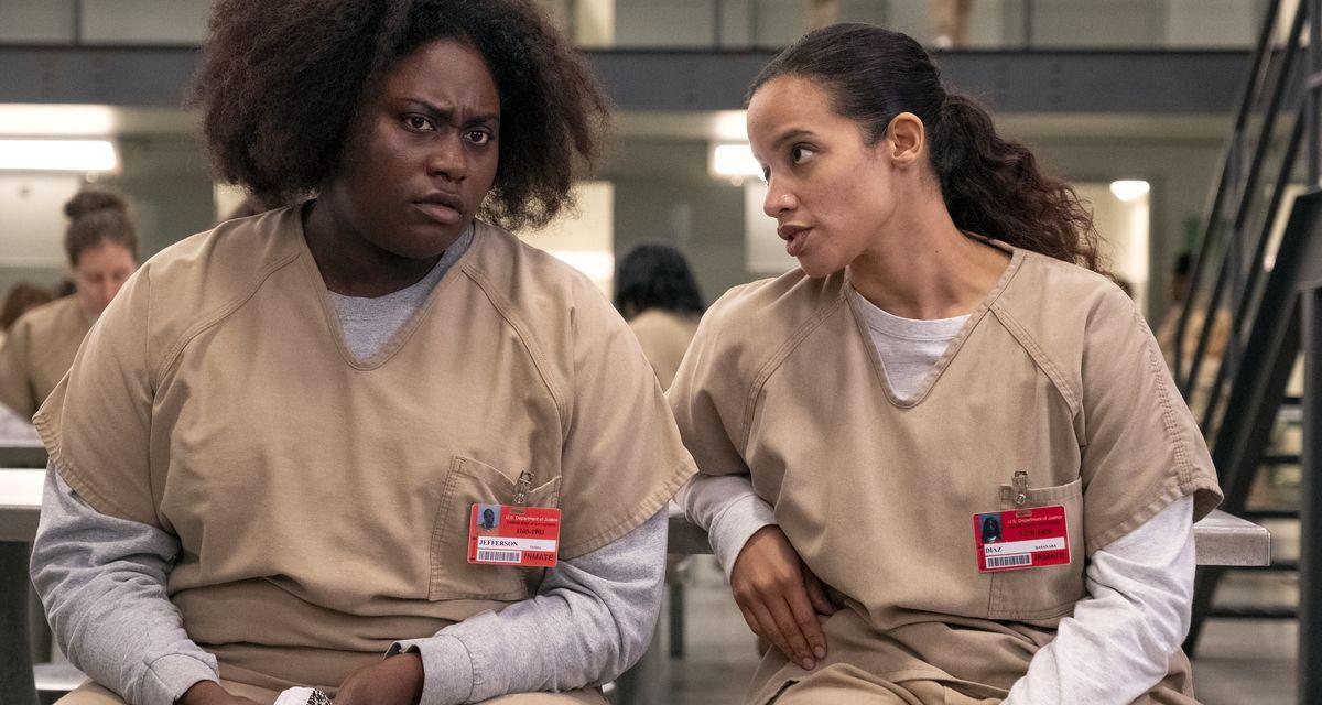 La saison 7 d'Orange is The New Black n'est plus sur Netflix (Bug)