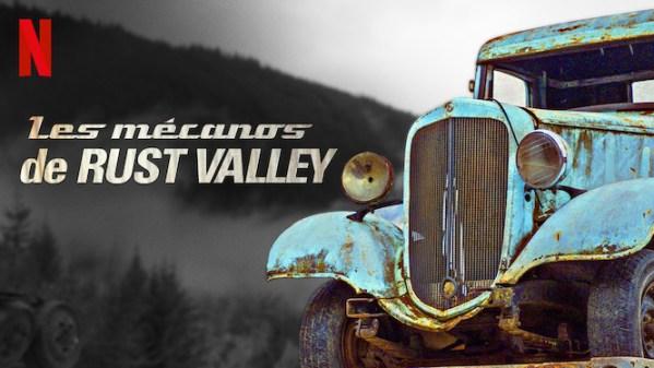 Les mécanos de Rust Valley