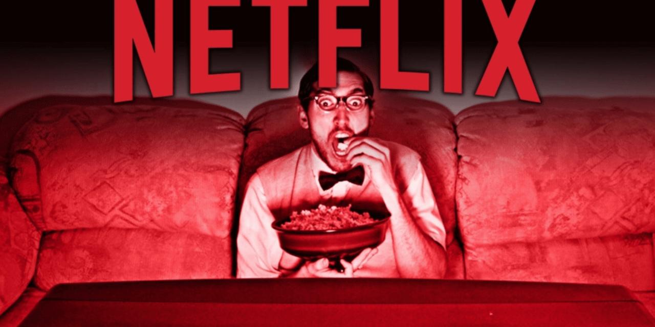 Vous aimez le Pop-Corn ? Alors faites-vous livrer par Netflix !