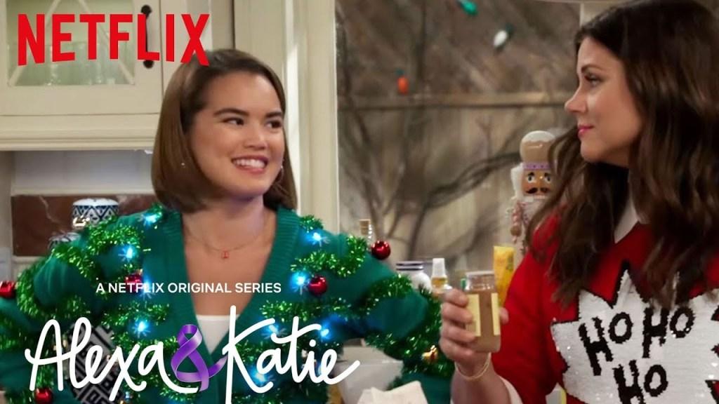 Season 2 Christmas SURPRISE! | Alexa & Katie | Netflix Futures