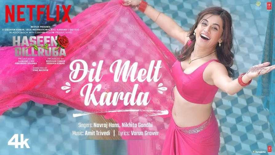 Dil Melt Karda Song Netflix Music