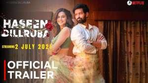 Haseen Dilruba movie Netflix