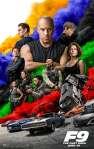 F9: The Fast Saga Movie Netflix
