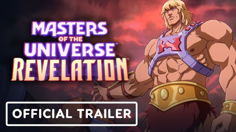 Masters of the Universe: Revelation - Official Trailer - Netflix