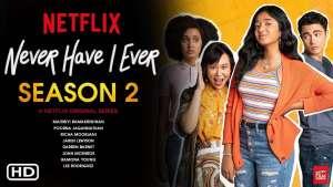 Never Have I Ever Netflix