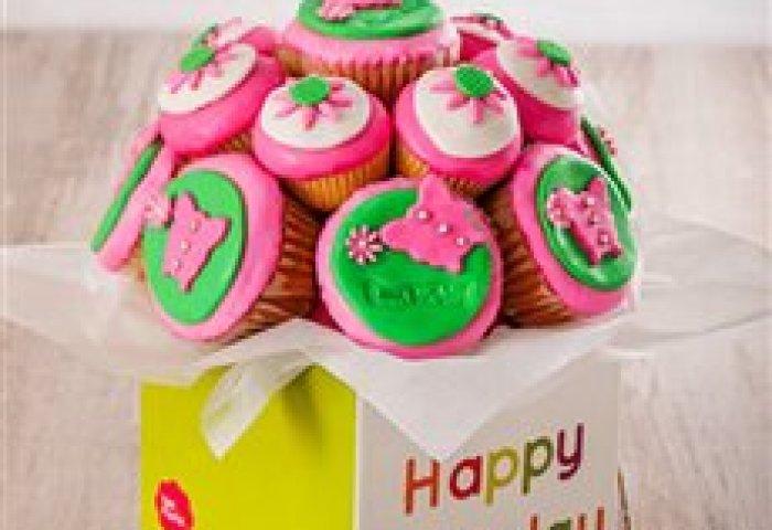 Cupcake Bouquets Bakery Netflorist