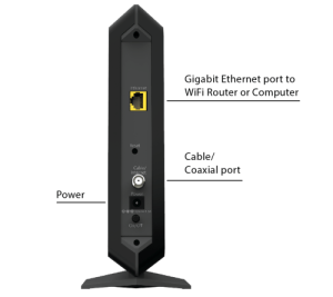 CM600 | Cable Modems & Routers | Networking | Home | NETGEAR