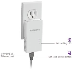 PL1000 | Powerline | Networking | Home | NETGEAR