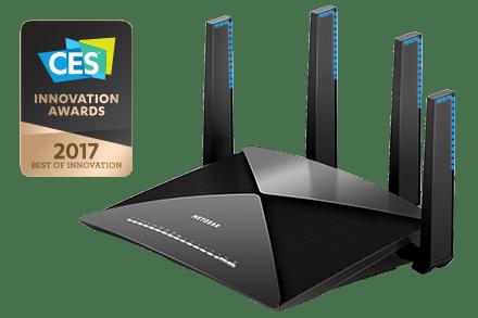 Netgear Nighthawk R9000 10x VPN router