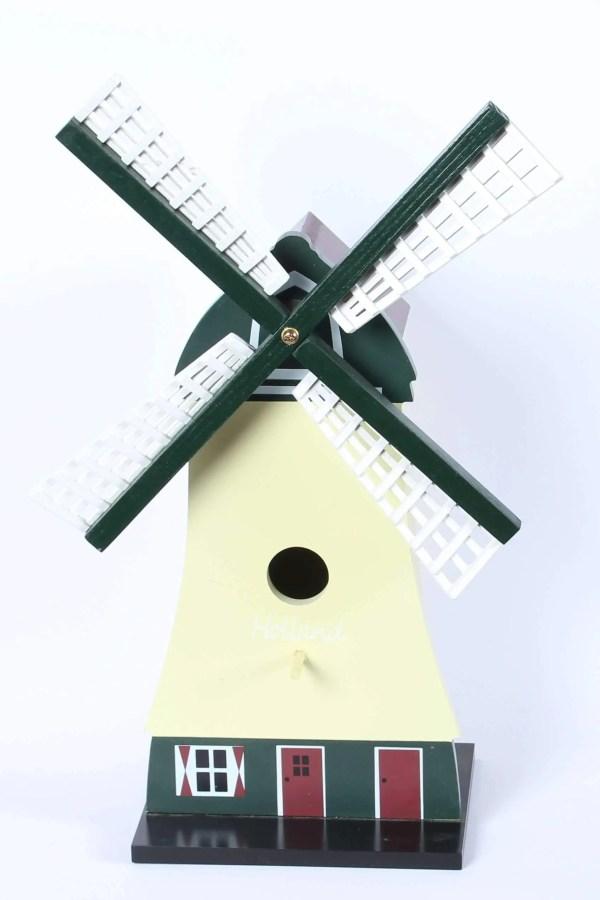 Birdhouse, Windmill - Woodenshoefactory Marken