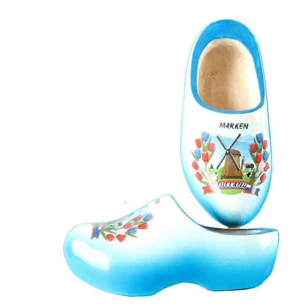 wooden shoes marken