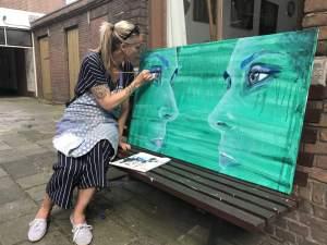 Nethervoice Dorith Painting
