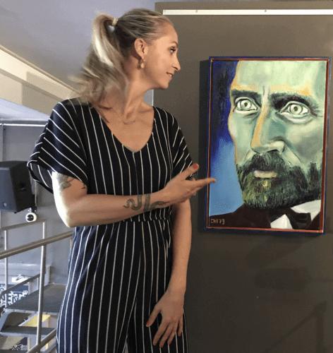 Nethervoice Painting