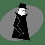 Nethervoice Spy Silhouette