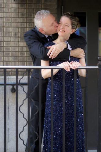 Paul Strikwerda & Pamela Taylor
