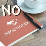ARE YOU STILL NEGOTIATING RATES?