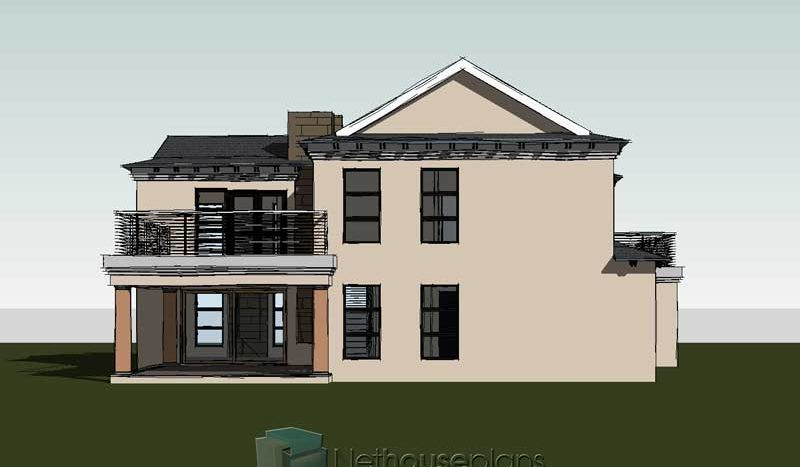 Free Modern House Plans South Africa Double Storey ...