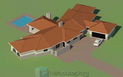 South African House Design Style Home 4 bedroom house plans South Africa 4 bedroom modern house plans designs 1 storey house plans Single storey house plans South Africa 4 Bedroom house plans in Gauteng House Plans in Limpopo 4 bedroom house plans designs for sale Nethouseplans