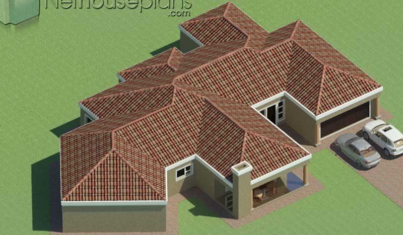 5 Bedroom House Plans For Sale Gauteng House Design ...
