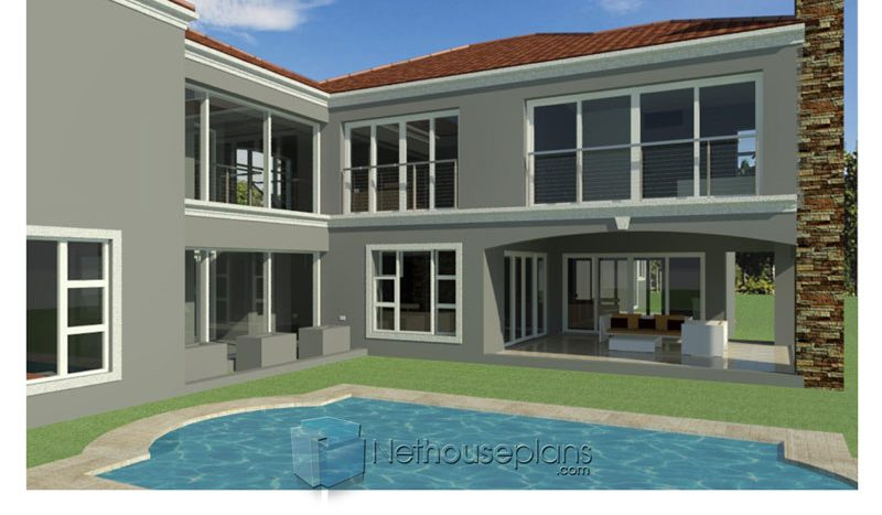 5 Bedroom House Plans South Africa | House Designs ...