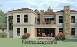 4 bedroom house plans south africa, 382sqm house plan, 4 bedroom house plans, 3d house plans with photos, Nethouseplans