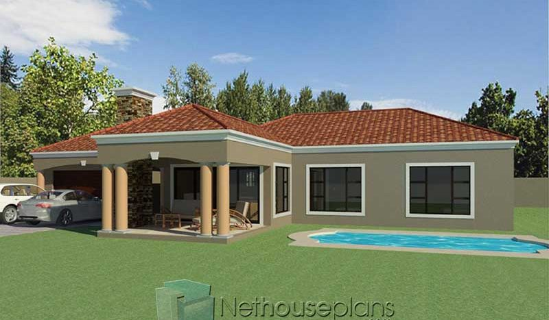 3 room house plans kasi house plans south africa small floor plans Nethouseplans