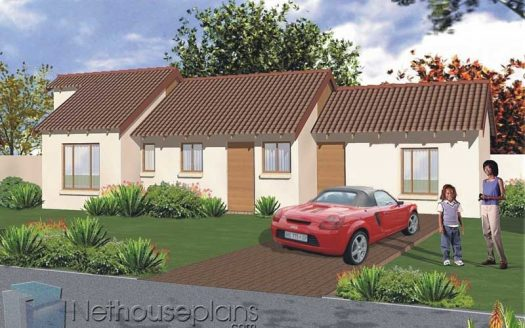 modern 3 bedroom house plans South Africa, 2 room house plans; 3 room house plans, 4 room house plans, 5 room house plans, small house plans, low cost house plans, Nethouseplans