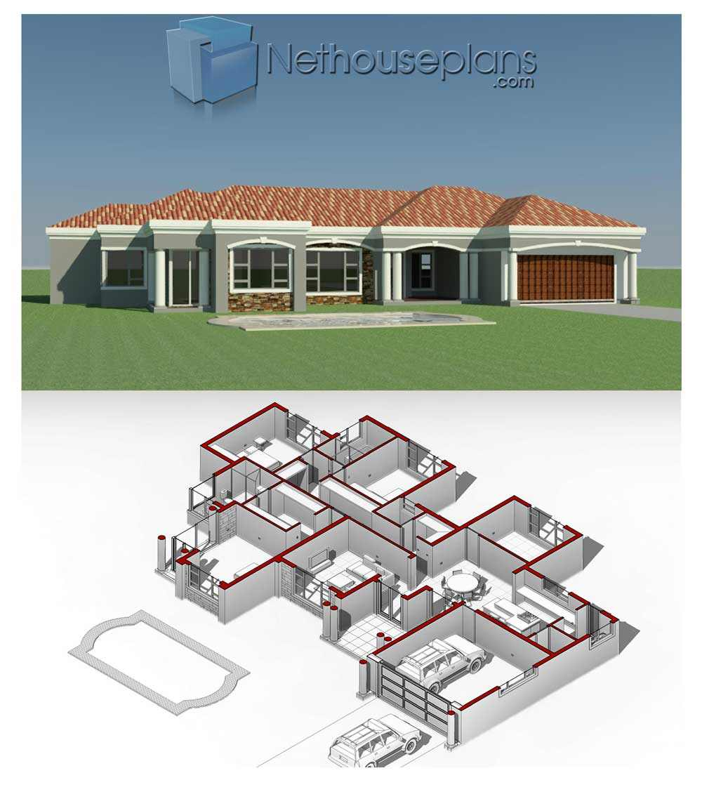 House Plans For Sale Buy South African House Designs With