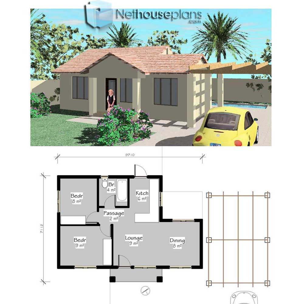 Simple House Plans Small House Plans Pdf Free House Nethouseplansnethouseplans