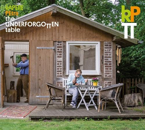 """Kapelle Petra – neues Album """"The Underforgotten Table"""" am 05. Februar 2016"""