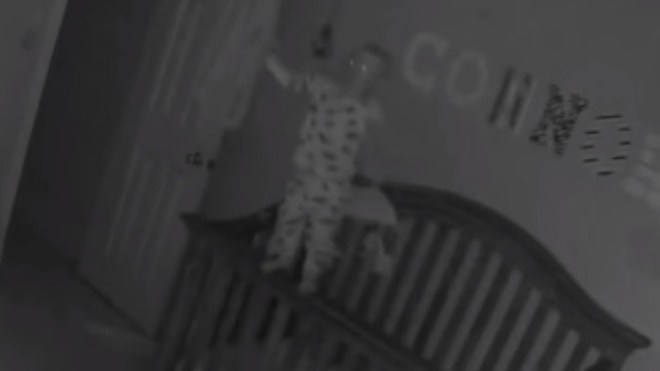 creepy video of a baby goes viral- Netmarkers