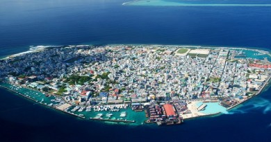 Climate changes in Maldives-Netmarkers