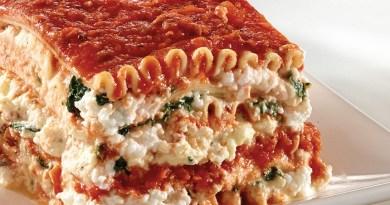 Ricotta lasagna-Netmarkers