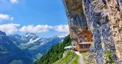 Aescher, Switzerland-Netmarkers