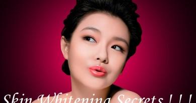 Skin Whitening remedies - Netmarkers