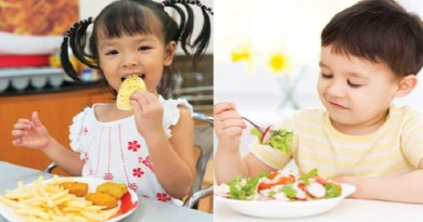 bad-vs-good-eating-habits in children-Netmarkers