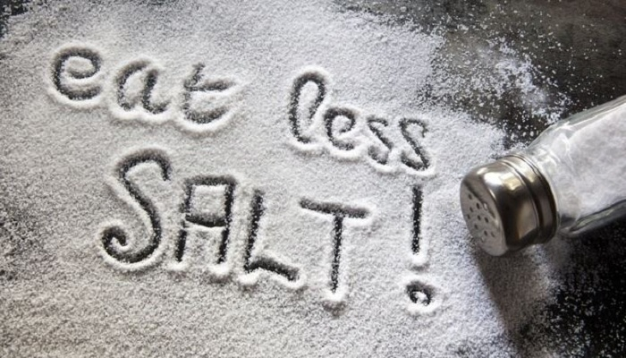 eat less salt for good health-Netmarkers