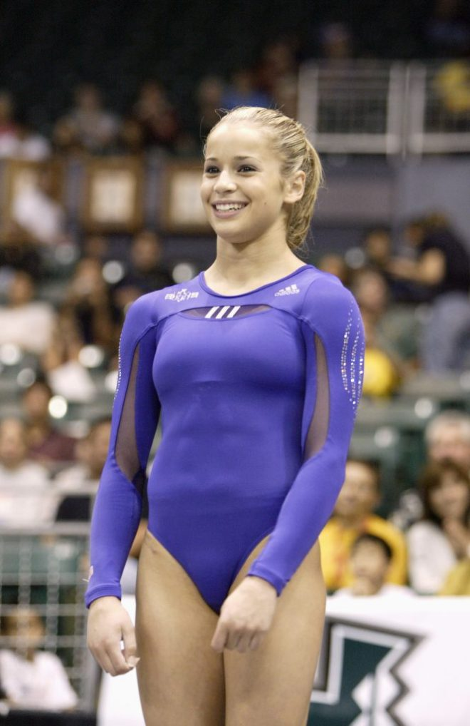 Alicia Sacramone- what is the women gymnastics team of 2008 doing- Netmarkers