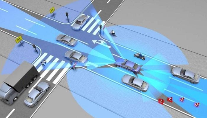 Autonomous Vehicle-Netmarkers
