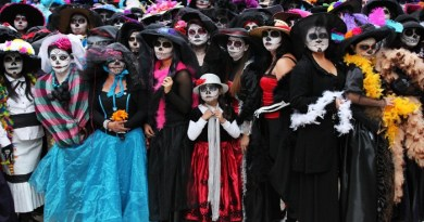 Mexico Day of the Dead-Netmarkers