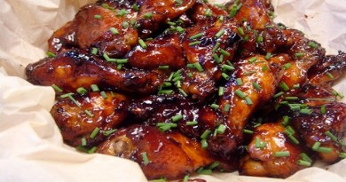 Honey Garlic Chicken Recipe-Netmarkers