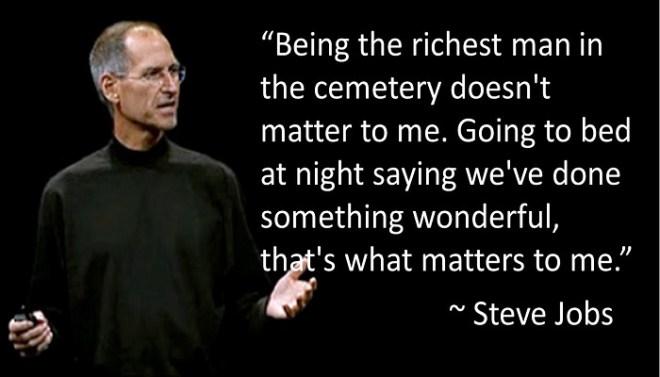 Steve Jobs 1 netmarkers